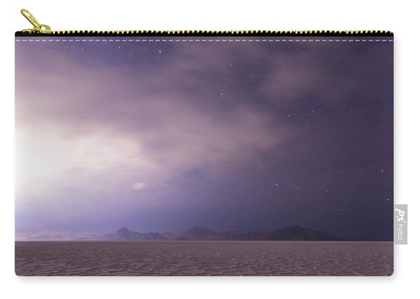 Carry-all Pouch featuring the photograph Silent Reverie by Dustin  LeFevre