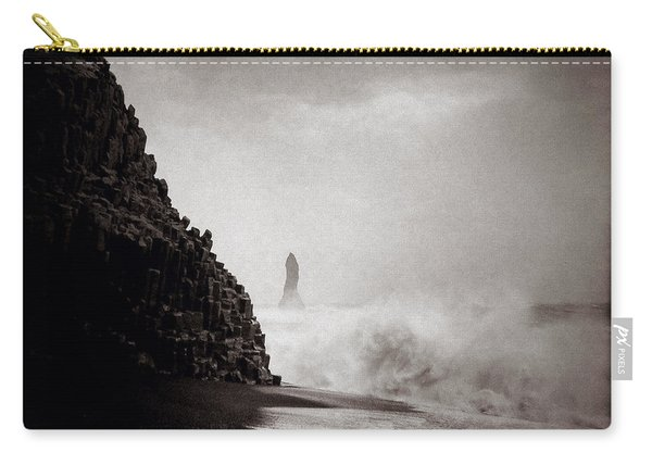 Reynisdrangar Carry-all Pouch