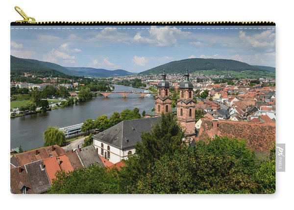 Rhine River Carry-all Pouch