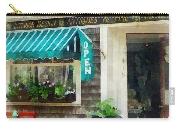 Rhode Island - Antique Shop Newport Ri Carry-all Pouch
