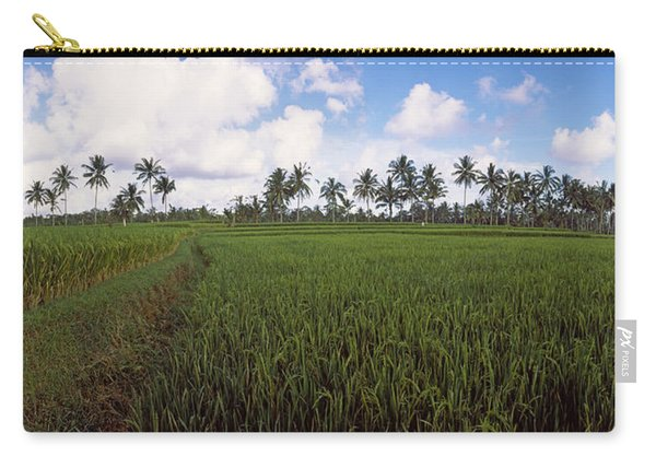 Rice Field, Bali, Indonesia Carry-all Pouch
