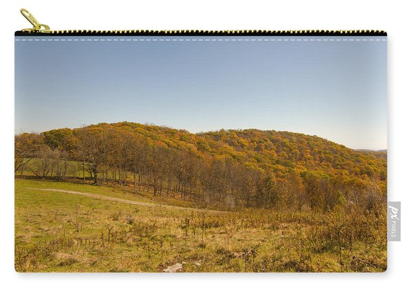 Rich Mountain Autumn Carry-all Pouch