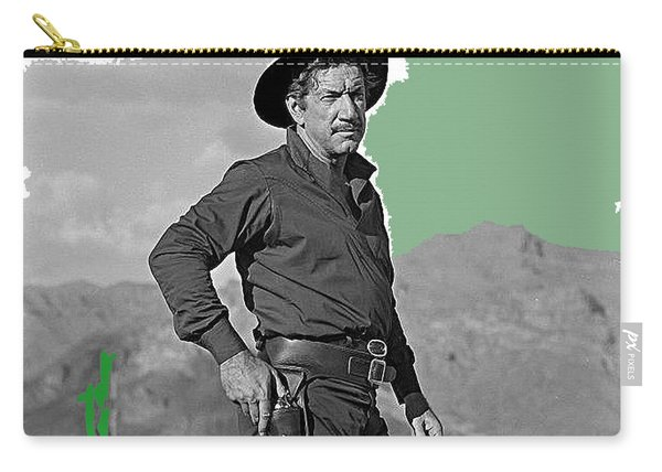 Richard Boone As Paladin Publicity Photo Have Gun Will Travel C.1960-2013 Carry-all Pouch
