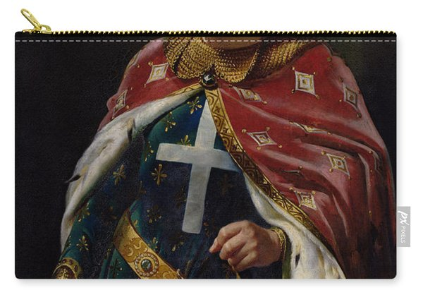 Richard I The Lionheart Carry-all Pouch