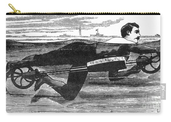 Richardsons Swimming Device 1880 Carry-all Pouch
