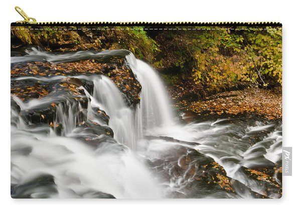 Ricketts Glen - On Top Of The Fall Carry-all Pouch