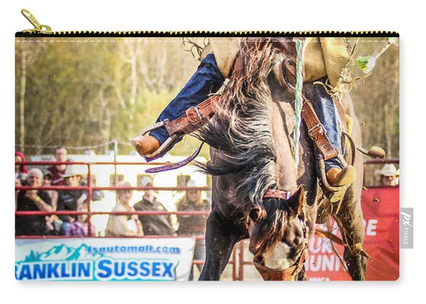Ride 'em Cowboy Carry-all Pouch