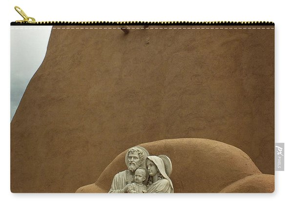Righteous And Mercy Carry-all Pouch