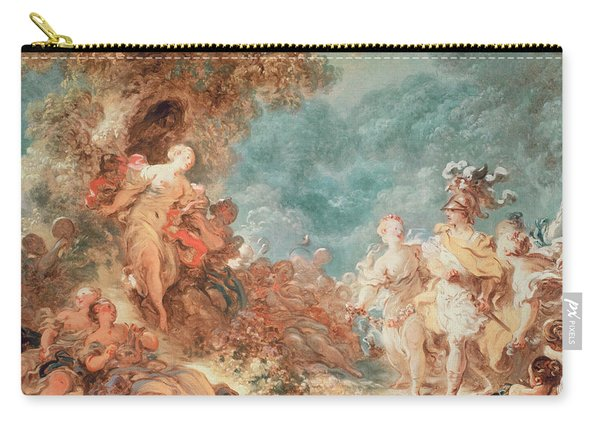 Rinaldo In The Garden Of The Palace Of Armida Carry-all Pouch