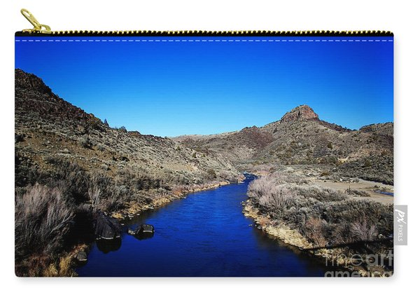 Rio Grande River-arizona V2 Carry-all Pouch