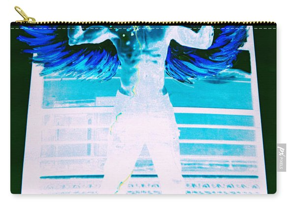Rising Angel Carry-all Pouch