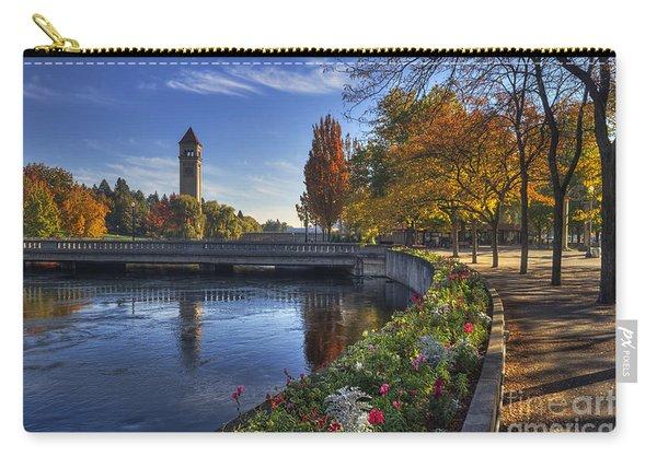 Riverfront Park - Spokane Carry-all Pouch