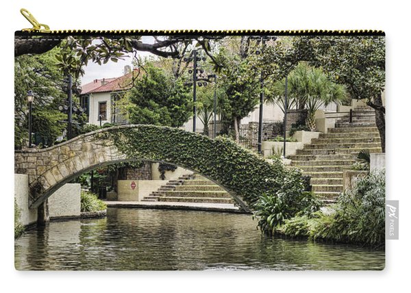 Riverwalk Charm Carry-all Pouch