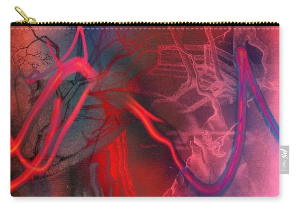 Road Between Worlds Carry-all Pouch