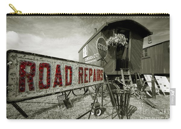 Road Repairs  Carry-all Pouch