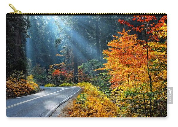 Road To Glory  Carry-all Pouch