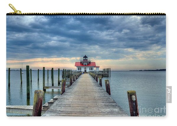 Roanoke Marshes Light 2 Carry-all Pouch