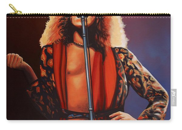 Robert Plant 2 Carry-all Pouch