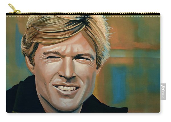 Robert Redford Carry-all Pouch