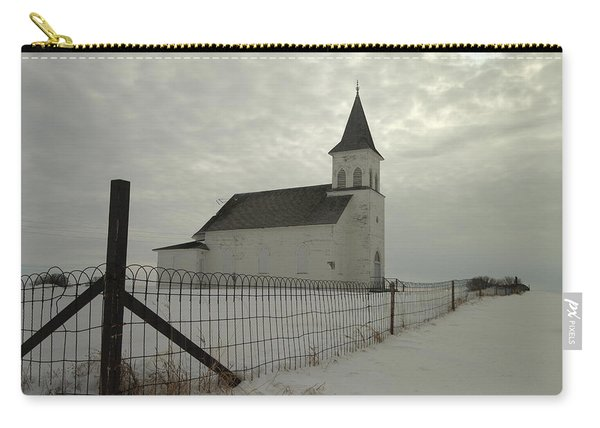 Rock Of Ages In North Dakota Carry-all Pouch