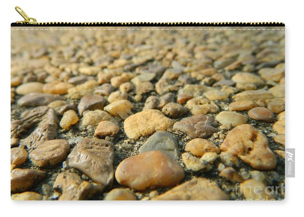 Rocks On My Path Carry-all Pouch