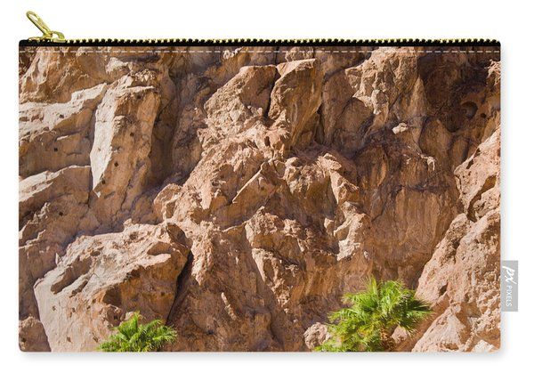 Rocky Oasis Carry-all Pouch