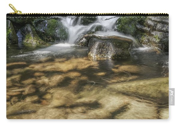 Rocky Waterfall Carry-all Pouch