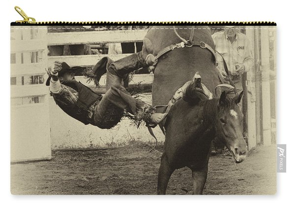 Rodeo Learning To Fly Carry-all Pouch