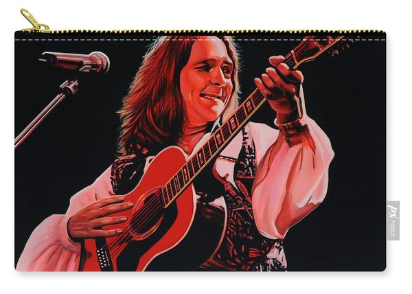 Roger Hodgson Of Supertramp Carry-all Pouch