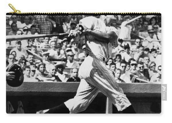 Roger Maris Hits 52nd Home Run Carry-all Pouch
