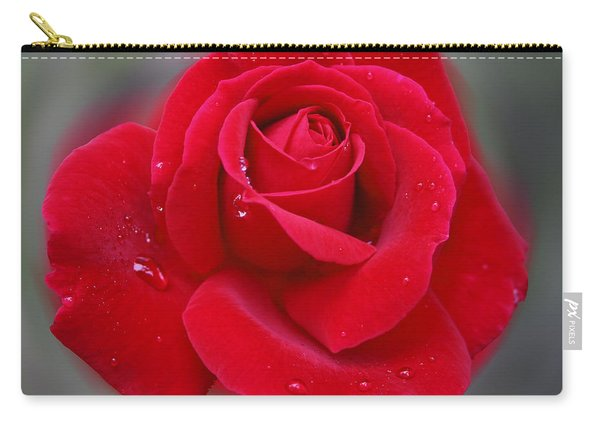 Rolands Rose Carry-all Pouch