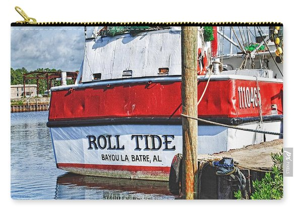 Roll Tide Stern Carry-all Pouch