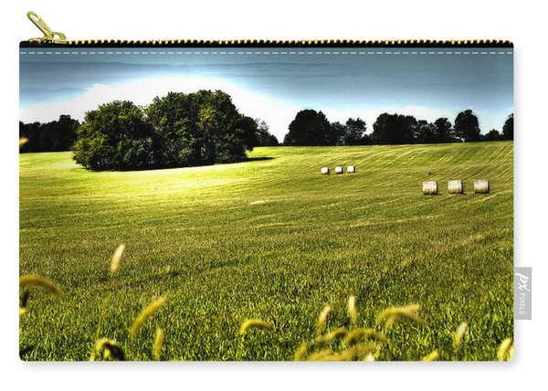 Rolling Pastures Carry-all Pouch