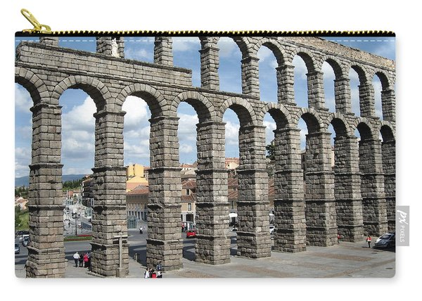 Roman Aqueduct IIi Carry-all Pouch