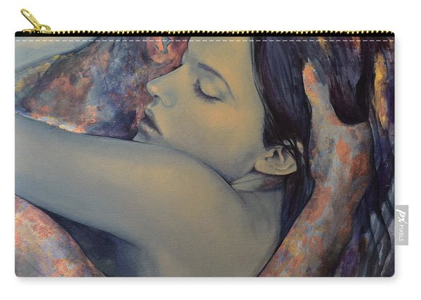 Romance With A Chimera Carry-all Pouch