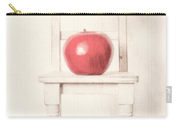 Romantic Apple Still Life Carry-all Pouch