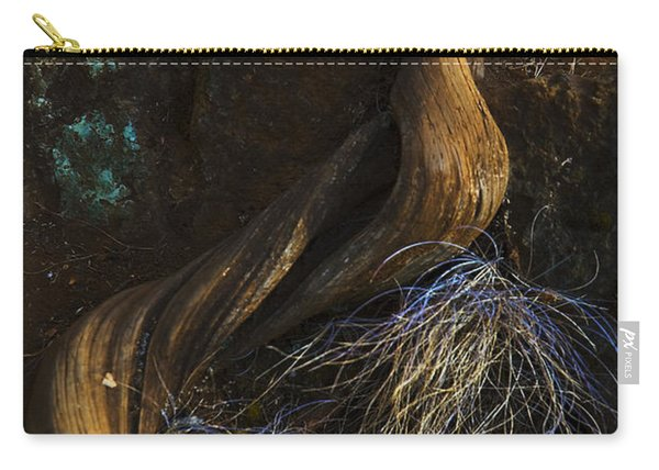 Tree Root Carry-all Pouch