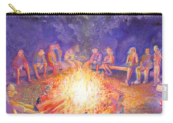 Roots Retreat Campfire Jam Carry-all Pouch