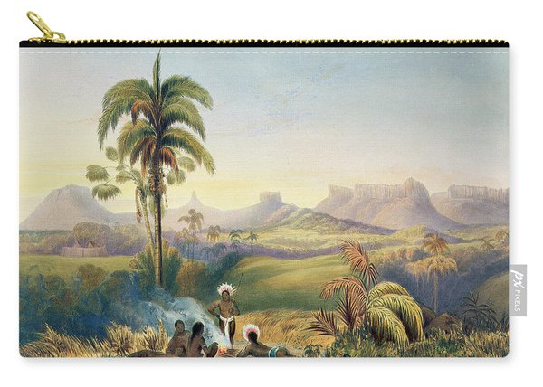 Roraima, A Remarkable Range Carry-all Pouch
