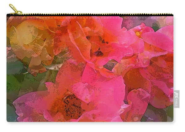 Rose 219 Carry-all Pouch