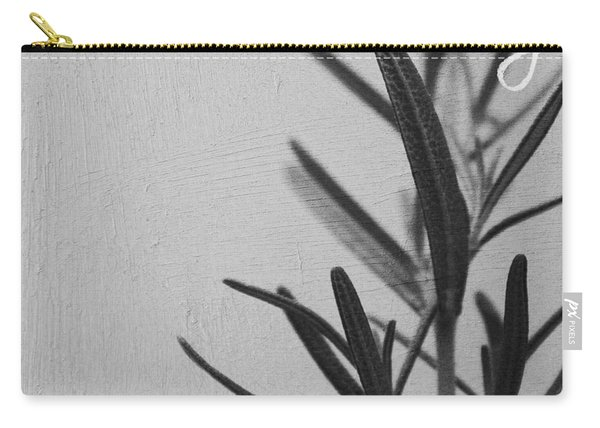 Rosemary Carry-all Pouch