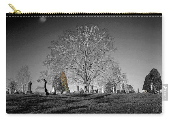 Roseville Cemetary Carry-all Pouch