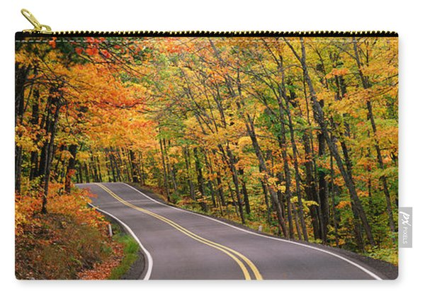 Route 41 Keweenaw Peninsula Nr Copper Carry-all Pouch
