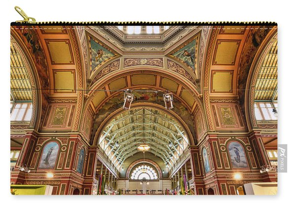 Royal Exhibition Building II Carry-all Pouch