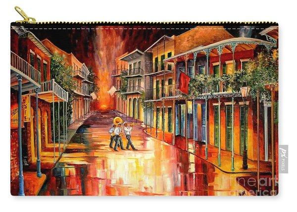 Royal Street Serenade Carry-all Pouch