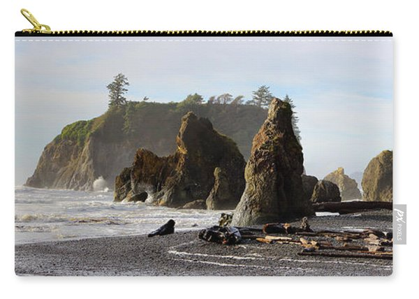Ruby Beach Carry-all Pouch