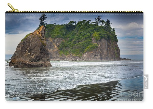 Ruby Beach Seastack Carry-all Pouch