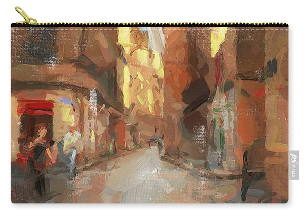 Rue Du Doyenne Carry-all Pouch