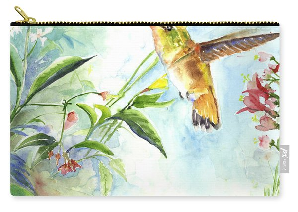 Rufus Paradise Carry-all Pouch
