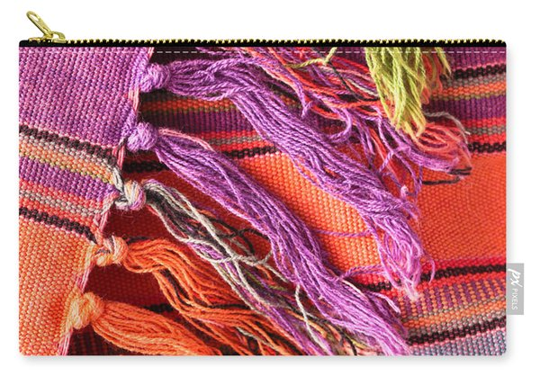 Rug Tassels Carry-all Pouch